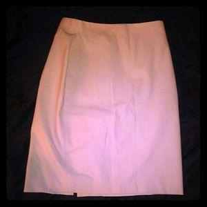 ***Beautiful off white skirt. ***